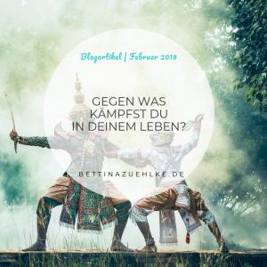 BETTINAZÜHLKE _ coaching _ Kampf im Leben